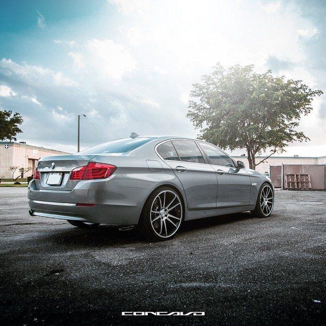 BeeEeemmDoubleYou | 5 Series on CW-S5's | #Concavo #BMW…